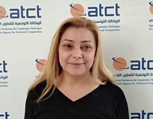 Mrs Donia BELHAJ HAMIDA